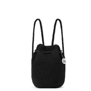 The Sak Mini Knit Backpack Satchel & Wallet